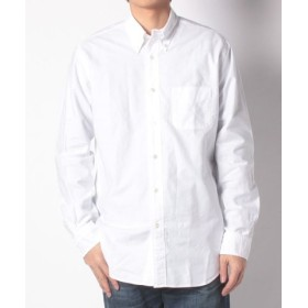 (JOURNAL STANDARD OUTLET/ジャーナルスタンダード アウトレット)Brooks Brothers ESF POLO BUTTON DOWN COL/メンズ ホワイト