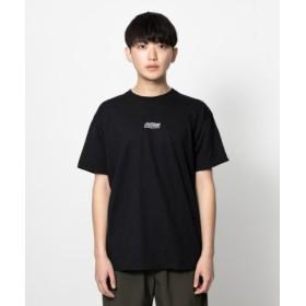 (SENSE OF PLACE/センスオブプレイス)JERZEES ロゴTシャツ(半袖)/メンズ BLACK