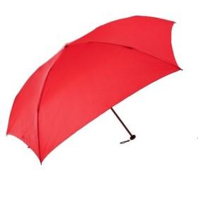 (BACKYARD FAMILY/BACKYARD FAMILY)ワールドパーティー W.P.C Super Air-Light Umbrella 70g 折リタタミ傘 50cm/ユニセックス レッド