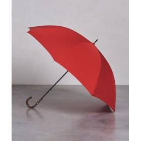 (UNITED ARROWS/ユナイテッドアローズ)UAB 無地 雨傘/レディース RED 送料無料