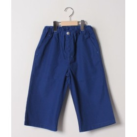 (ikka/イッカ)【キッズ】リップ無地ハーフパンツ(100~160cm)/レディース ブルー