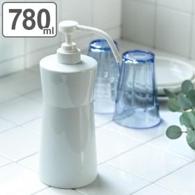 ディスペンサー 詰め替えボトル ホワイトガーデン キッチンポンプ ( ポンプボトル ディスペンサーボトル 詰め替え )