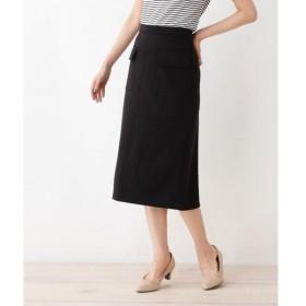 SHOO・LA・RUE / シューラルー フラップポケットポンチタイトスカート
