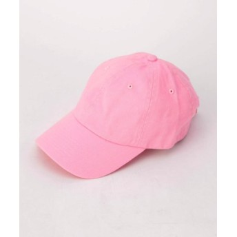 (SHIPS/シップス)BAYSIDE: BALL CAP MADE IN USA/メンズ ピンク