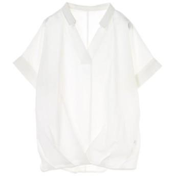 [マルイ]【セール】・ウエストタックスキッパーシャツ/セブンデイズサンデイ(レディース)(SEVENDAYS SUNDAY)