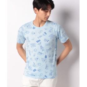 【33%OFF】 マルカワ トイストーリー 総柄 半袖Tシャツ メンズ 柄2 M 【MARUKAWA】 【セール開催中】