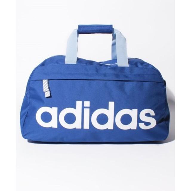 (ACE/エース)【adidas】ボストンバッグ 小/レディース ブルー 送料無料