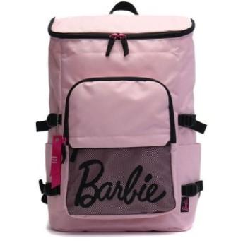 (GALLERIA/ギャレリア)バービー リュック Barbie シエラ スクールバッグ リュックサック スクエアタイプ デイパック バックパック 通学 スクール スポーツ 19L B4 55/レディース ピンク 送料無料
