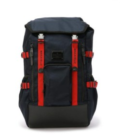 (LHP/エルエイチピー)MAKAVELIC/マキャベリック/TIMON BACKPACK FLARE/メンズ RED