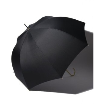 (pink trick/ピンクトリック)BE SUNNY ビーサニー 深張ジャンプ傘 長傘 インスター (晴雨兼用 UVカット 紫外線カット 耐風 軽量 撥水)/レディース ブラック