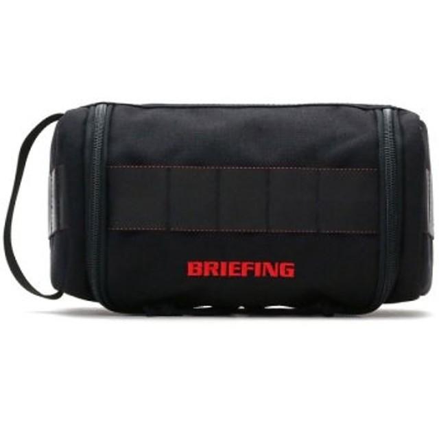 (GALLERIA/ギャレリア)【日本正規品】 ブリーフィング ゴルフ BRIEFING GOLF ポーチ BOX POUCH GOLF ボックスポーチ BRG191A15/ユニセックス ブラック