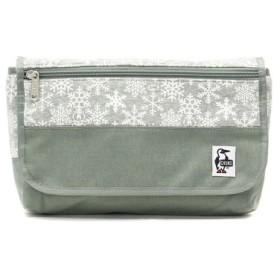 (GALLERIA/ギャレリア)【日本正規品】チャムス ウエストバッグ CHUMS ショルダーバッグ Flap Waist Bag Sweat Nylon CH60-2593/ユニセックス その他系1
