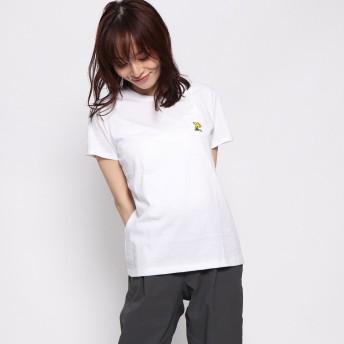 ピーナッツ PEANUTS レディース 半袖Tシャツ PN-9C22369TS1Pキ