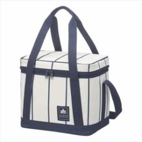 ロゴス LOGOS バッグ クーラーボックス デザインクーラー15 [10mm断熱] [ピンストライプ] 81670713