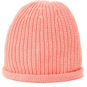 (BEAMS OUTLET/ビームス アウトレット)Rohw master product/Roll Beanie/メンズ SAALMONPINK