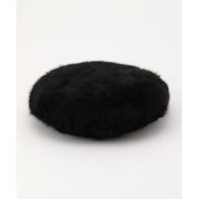 (SHARE PARK/シェアパーク)ベレー帽/レディース ブラック系