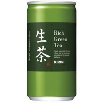 (まとめ)キリンビバレッジ 生茶 185g/20本入/1箱【×5セット】