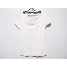【中古】 バーバリーブルーレーベル Burberry Blue Label 半袖Tシャツ サイズ38 M レディース