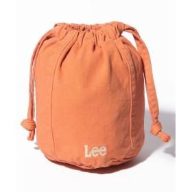(LEE/リー)DRAWSTRING BAG 3/レディース オレンジ