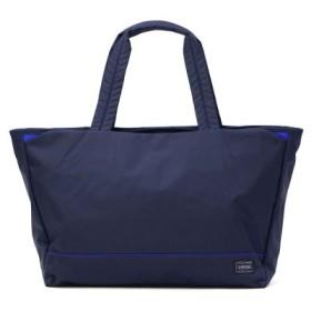 (GALLERIA/ギャレリア)吉田カバン ポーターガール トートバッグ ムース PORTER GIRL MOUSSE TOTE BAG(L) 751-09870/レディース ネイビー