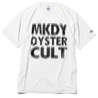(atmos/アトモス)MACKDADDY MKDY OYSTER CULT S/S DRY TEE WHITE/メンズ ホワイト 送料無料