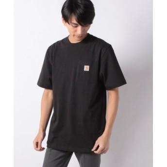 (Import Select Store/インポートセレクトストア)Carhartt K87 BLK TSHIRTS/メンズ ブラック