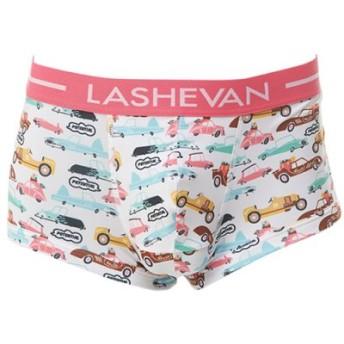 (SILVER BULLET/シルバーバレット)LASHEVAN【ラシュバン】Men's Underwear Drawers Car Graphic/メンズ その他