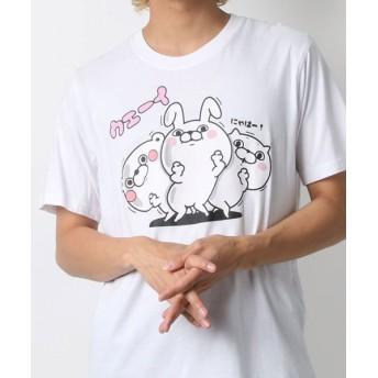 マルカワ ヨッシースタンプ 半袖Tシャツ メンズ 柄1 M 【MARUKAWA】