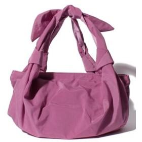 (LANVIN en Bleu(BAG)/ランバンオンブルー(バッグ))コボル トートバッグL/レディース ピンク