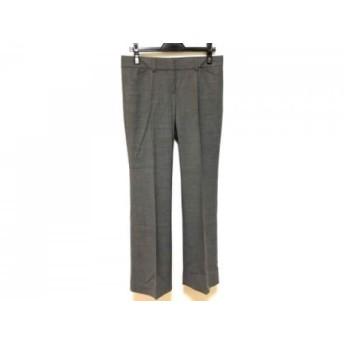 【中古】 セオリー theory パンツ サイズ6 M レディース グレー