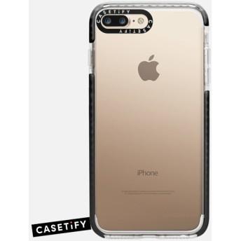 CASETiFY iPhone Xs Casetify Black Impact Resistance Case - DTLA Impact Resistant iPhone Case