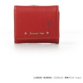 (Samantha Vega/サマンサベガ)ワンピースコラボ財布(ルフィ)/レディース レッド