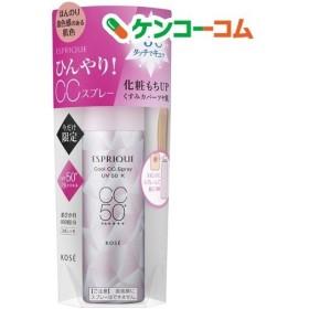 エスプリーク ひんやりタッチ CCスプレー UV 50 K ほんのり血色感のある肌色 ( 60g )/ エスプリーク
