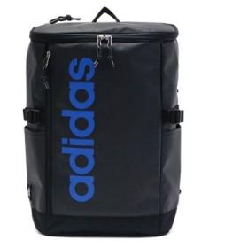 (GALLERIA/ギャレリア)アディダス リュック adidas スクールバッグ リュックサック デイパック スクエア型 A4 B4 23L 55482/ユニセックス ブラック系2 送料無料
