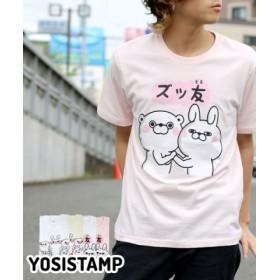 (MARUKAWA/マルカワ)【YOSISTAMP】ヨッシースタンプ 半袖Tシャツ/メンズ 柄4