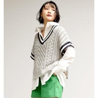 【アンレリッシュ/UNRELISH】 【雑誌掲載】FINEタイプライターシャツ