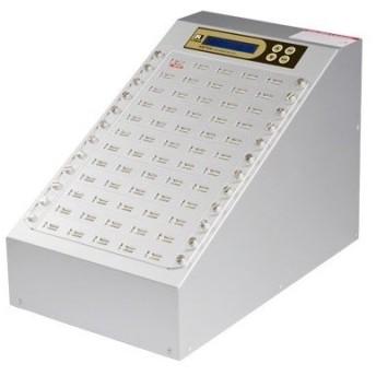 【在庫目安:お取り寄せ】U-Reach Japan 60ポート USBデュプリケータ Intelligent 9 Golden UB960G 1:59のコピーおよび最大59個のUS…