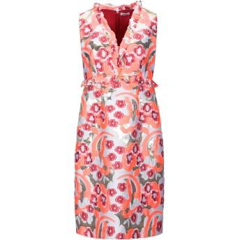 《セール開催中》P.A.R.O.S.H. レディース ミニワンピース&ドレス フューシャ M 83% ポリエステル 11% ナイロン 6% 指定外繊維