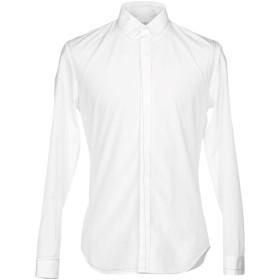 《セール開催中》MAISON MARGIELA メンズ シャツ ホワイト 41 コットン 100%
