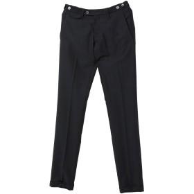 《セール開催中》MESSAGERIE メンズ パンツ ブラック 44 バージンウール 66% / ポリエステル 34%