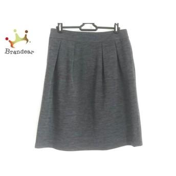 ジユウク 自由区/jiyuku スカート サイズ40 M レディース 美品 ダークグレー スペシャル特価 20190904