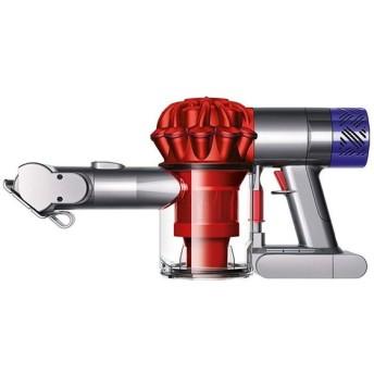 ダイソン 掃除機 ハンディクリーナー V6 Top Dog HH08MHPT ペットの毛も簡単に掃除