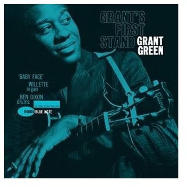 輸入盤 GRANT GREEN / GRANT'S FIRST STAND [LP]