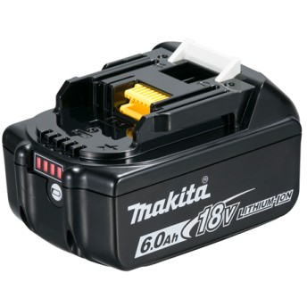 マキタ 18Vバッテリ6.0Ah BL1860B (1台)