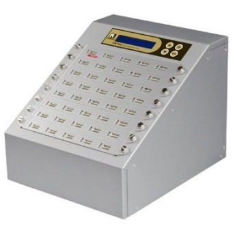 【在庫目安:お取り寄せ】U-Reach Japan 40ポート USBデュプリケータ Intelligent 9 Golden UB940G 1:39のコピーおよび最大39個のUS…
