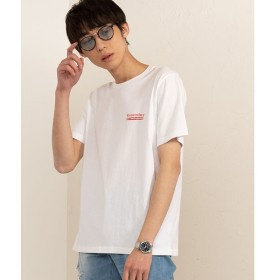 [マルイ]【セール】ストリートモチーフTシャツ/ウィゴー(メンズ)(WEGO)