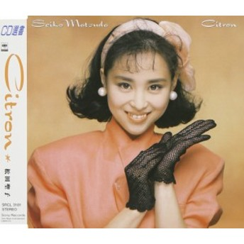 [CD] 松田聖子/Citron