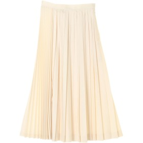 GARAGE OF GOOD CLOTHING 切り替えプリーツスカート