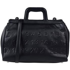 《期間限定 セール開催中》MAISON MARGIELA レディース ハンドバッグ ブラック 革