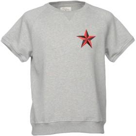 《セール開催中》MACCHIA J メンズ スウェットシャツ グレー L コットン 100%
